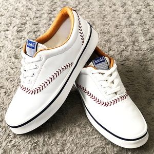 Women's RARE Keds Vintage 92 Baseball sneakers 6.5